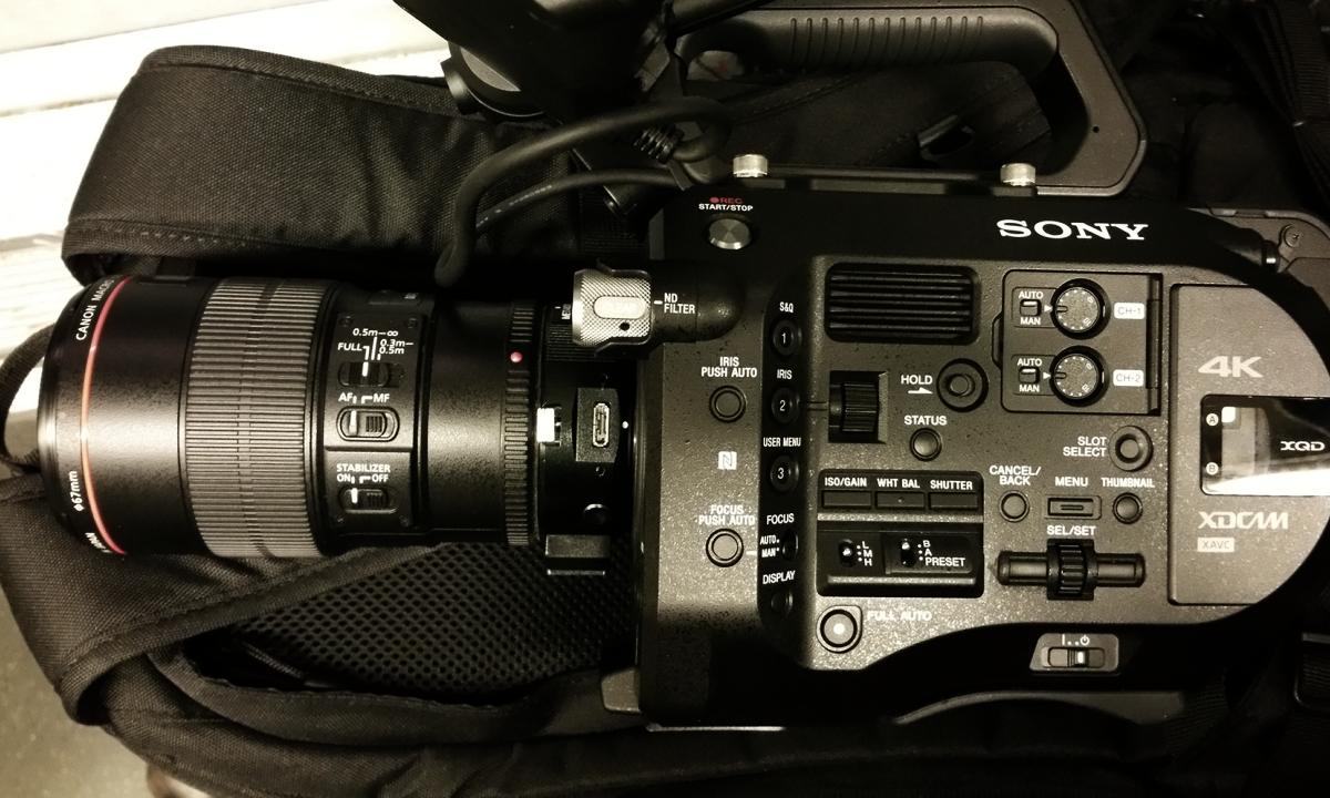 wynajem kamery zamiast jej kupna