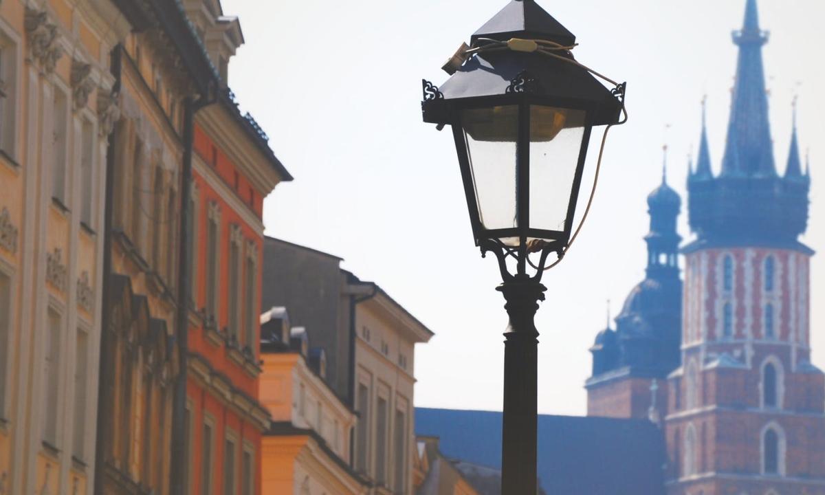 miejska gra w Krakowie